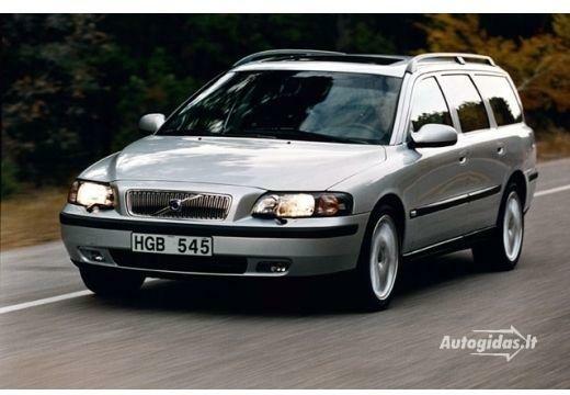 Volvo V70 2002-2004