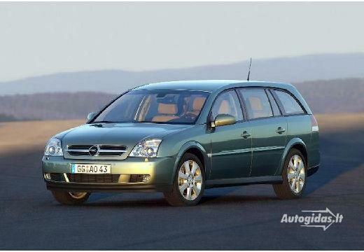 Opel Vectra 2004-2005