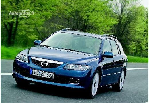 Mazda 6 2005-2008
