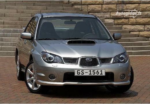 Subaru Impreza 2006-2007