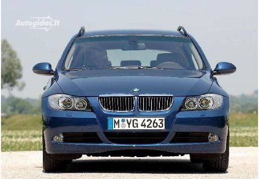 BMW 330 2007-2008