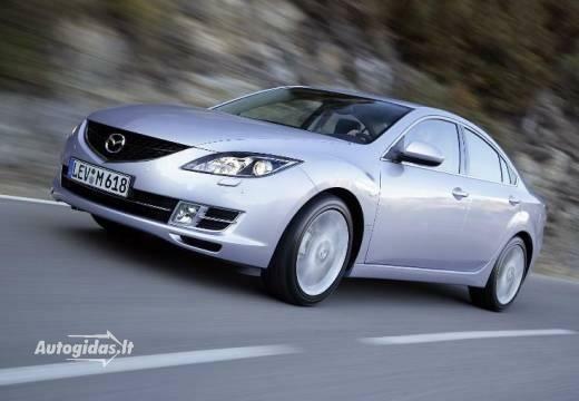 Mazda 6 2008-2008
