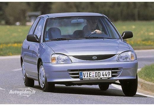 Daihatsu Charade 1996-2000