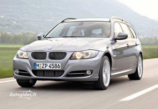 BMW 330 2008-2009
