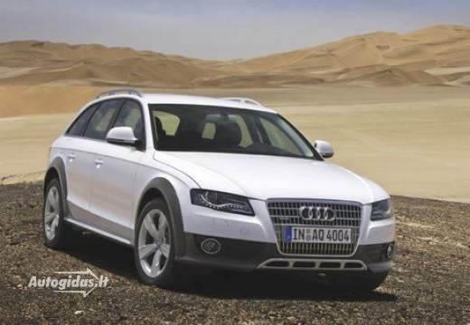 Audi A4 2009-2011