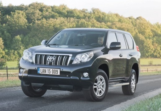 Toyota Land Cruiser 2010-2011