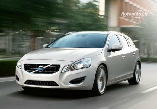 Volvo V60 2010-2011