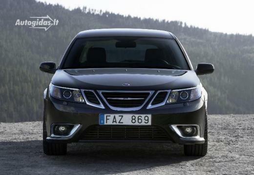Saab 9-3X SportKombi 2010-2011
