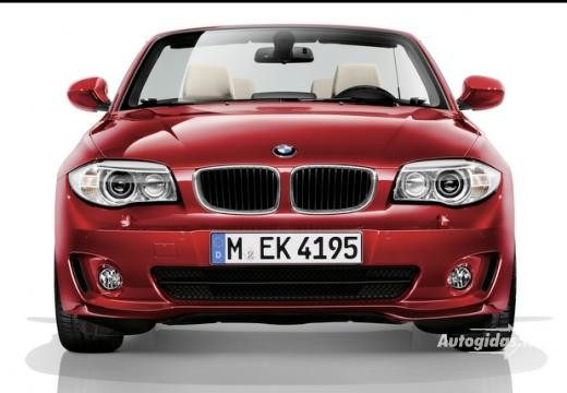 BMW 125 2011-2014
