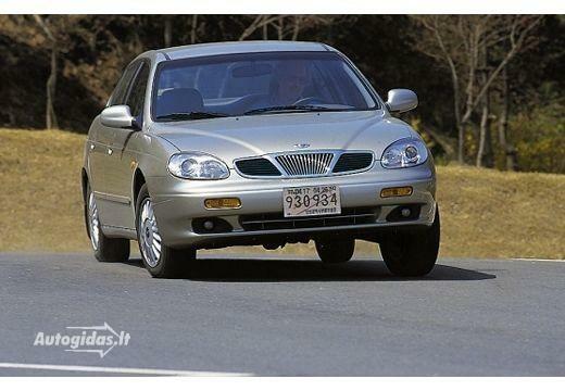 Daewoo Leganza 1997-2002