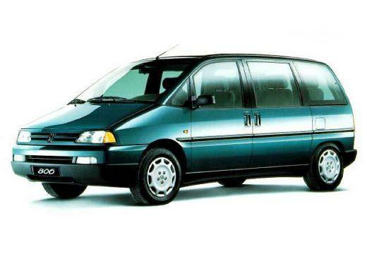 Peugeot 806 1997-1999