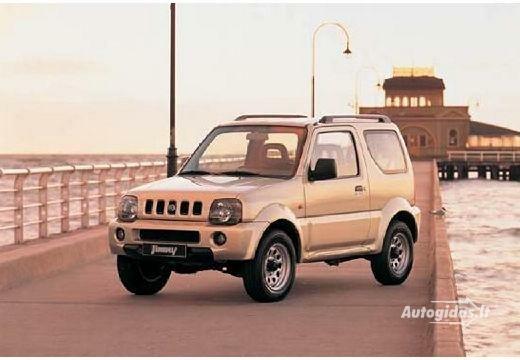 Suzuki Jimny 1999-2003