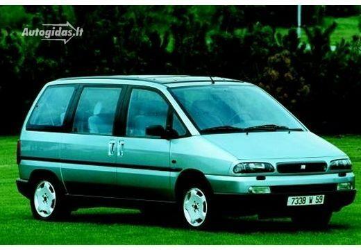 Fiat Ulysse 1998-1999
