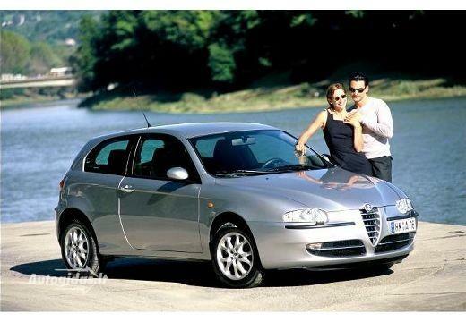 Alfa-Romeo 147 2001-2003