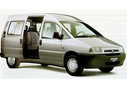 Citroen Jumpy Combi 2000-2004