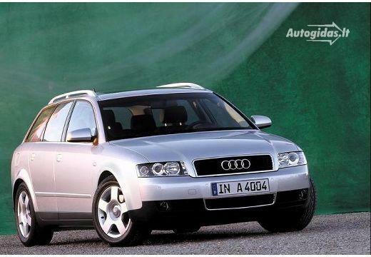 Audi A4 2002-2004
