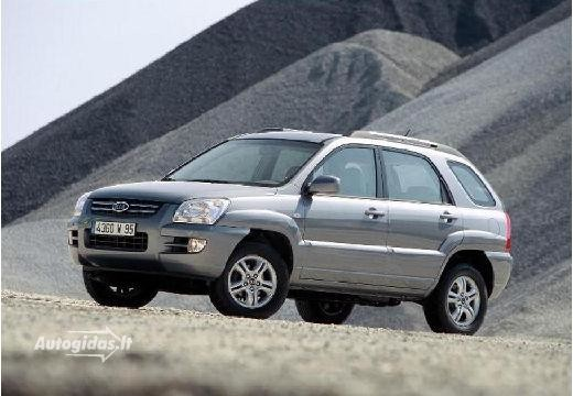 Kia Sportage 2005-2007