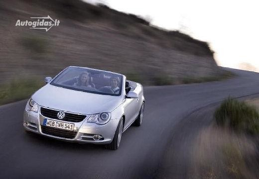 Volkswagen Eos 2006-2009