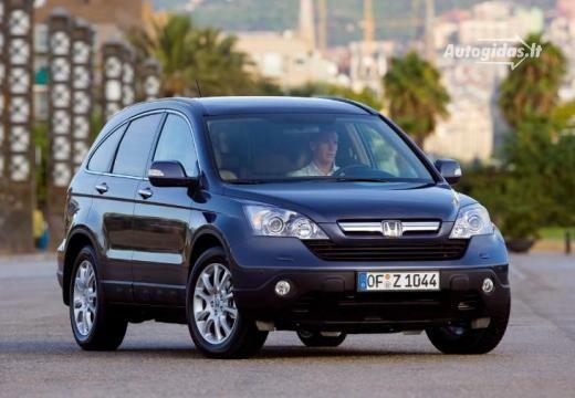 Honda CR-V 2007-2010