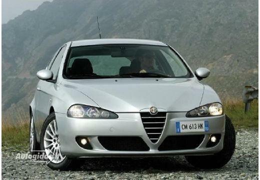 Alfa Romeo 147 2007-2009