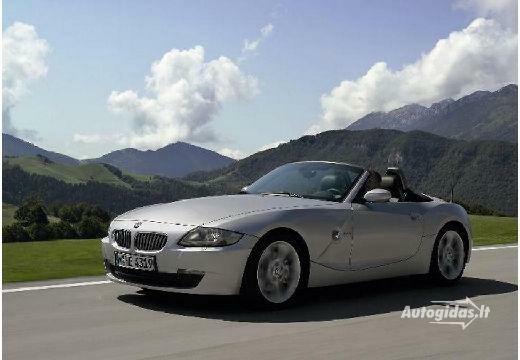 BMW Z4 2007-2008