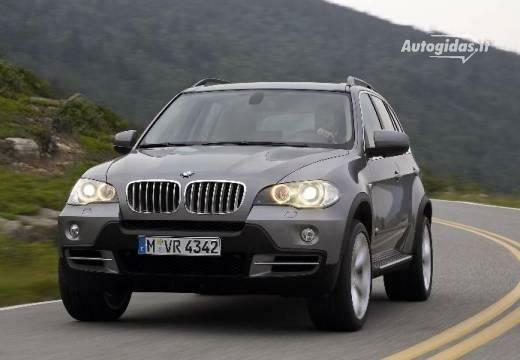 BMW X5 2007-2008