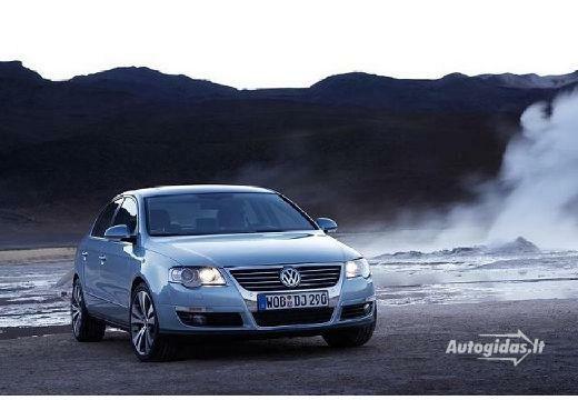 Volkswagen Passat 2007-2009