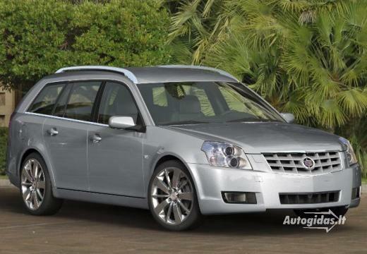 Cadillac BLS 2007-2010