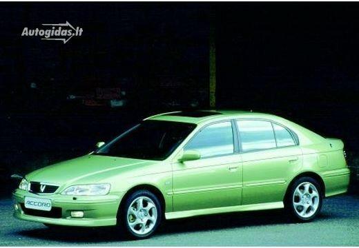 Honda Accord 1999-2000