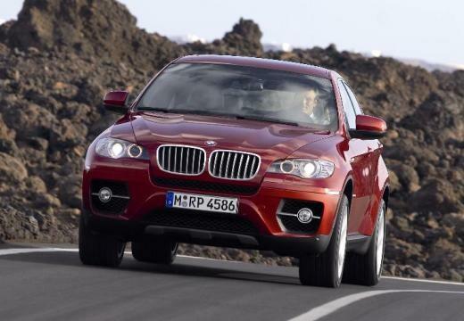 BMW X6 2008-2010