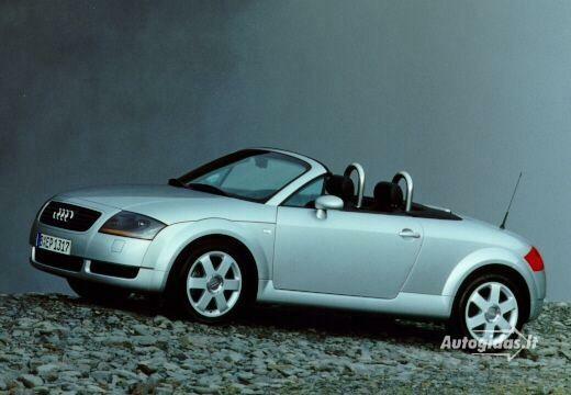 Audi TT 2005-2006