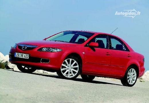Mazda 6 2005-2006