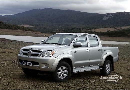 Toyota Hilux 2008-2009