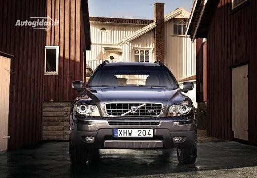 Volvo XC90 2008-2009