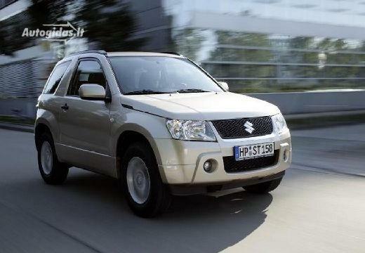 Suzuki Vitara 2008-2010