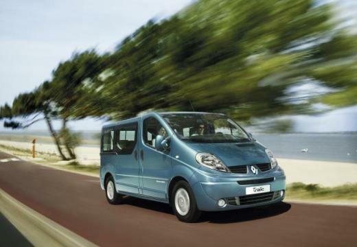 Renault Trafic 2008-2012