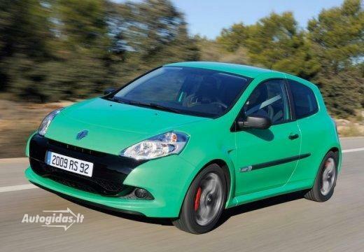 Renault Clio 2010-2012