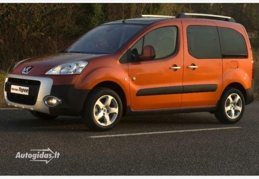 Peugeot Partner 2010-2011