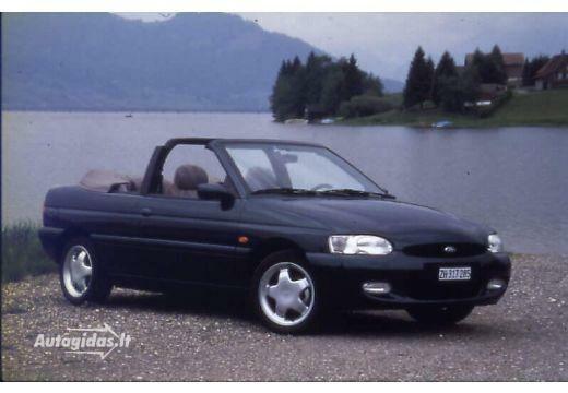 Ford Escort 1995-1998