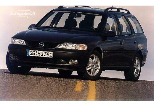Opel Vectra 1996-1997