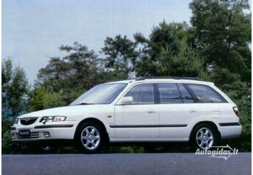 Mazda 626 1999-2000