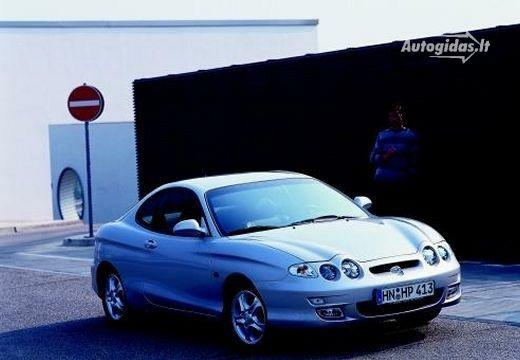 Hyundai Coupe 1999-2002