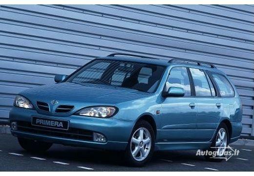 Nissan Primera 1999-2002