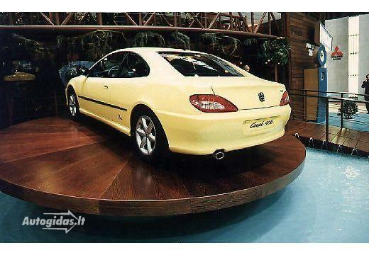 Peugeot 406 2001-2002