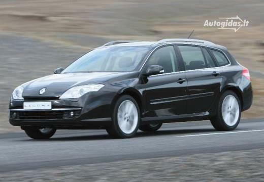 Renault Laguna 2008-2010