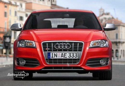 Audi A3 2009-2012