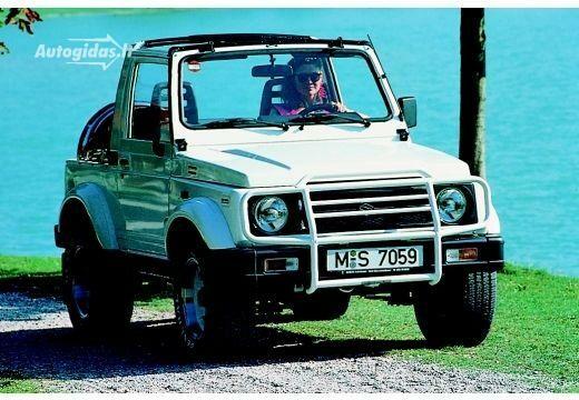 Suzuki Samurai 1990-1996