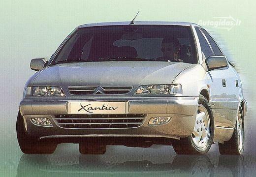 Citroen Xantia 1998-2001