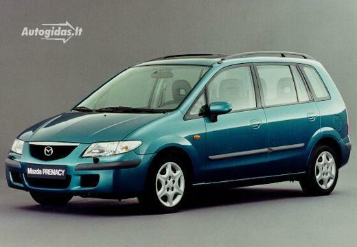 Mazda Premacy 1999-2002