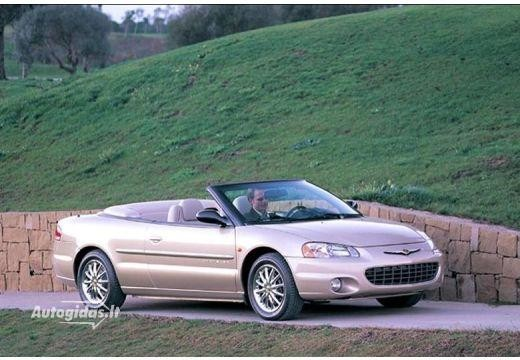Chrysler Sebring 2001-2002